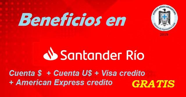 BENEFICIO – BANCO RIO para asociados CELAM