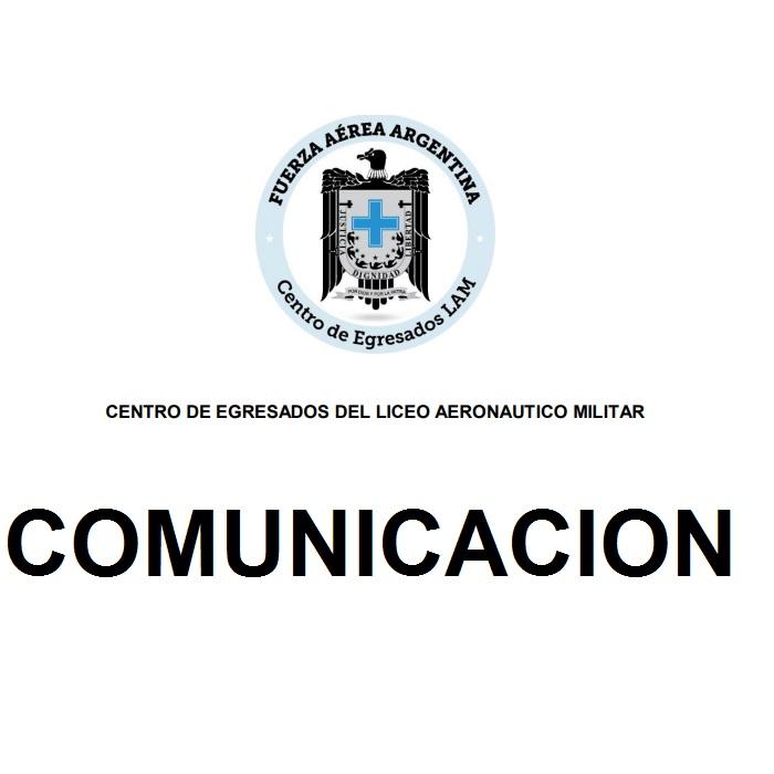 Comunicación N°2-2020 Convocatoria a Voluntarios